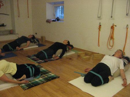 Samsara yoga a monteverde roma
